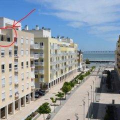 Отель Expo Marina Lis Португалия, Лиссабон - отзывы, цены и фото номеров - забронировать отель Expo Marina Lis онлайн балкон