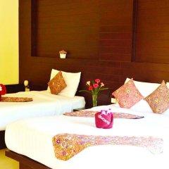 Отель Peaceful Resort Koh Lanta 3* Номер Делюкс фото 6