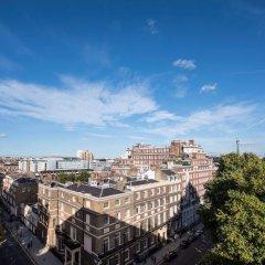 Отель Hyatt Regency London - The Churchill Великобритания, Лондон - 2 отзыва об отеле, цены и фото номеров - забронировать отель Hyatt Regency London - The Churchill онлайн балкон