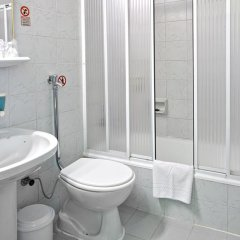 Hotel Ilkay 3* Стандартный номер с двуспальной кроватью фото 15