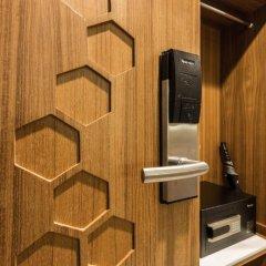 Отель BlueSotel Krabi Ao Nang Beach 4* Улучшенный номер с различными типами кроватей фото 4