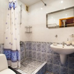 Апартаменты Садовое Кольцо Арбатская ванная