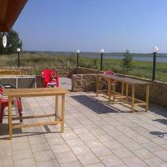 Гостиница Cottage na Strelke балкон
