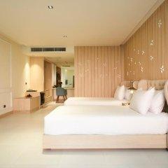 Отель Garden Sea View Resort 4* Улучшенный номер с различными типами кроватей фото 2
