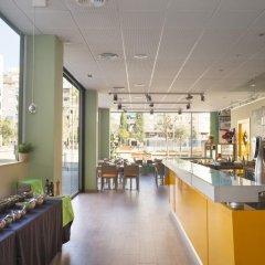 Отель Aura Park Fira Barcelona Апартаменты Премиум с различными типами кроватей фото 8