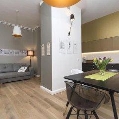 Отель Patio Apartamenty Польша, Гданьск - отзывы, цены и фото номеров - забронировать отель Patio Apartamenty онлайн комната для гостей фото 5