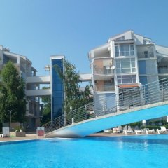 Апартаменты Elit 2 Studio Солнечный берег бассейн фото 2