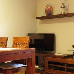 Отель Apartamentos Casa Pochetas удобства в номере