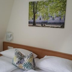 Hotel Allegra 3* Стандартный номер с двуспальной кроватью фото 13