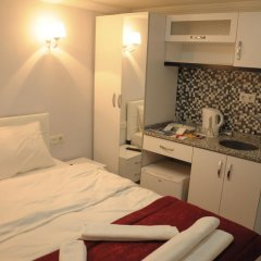 Отель Sunrise Istanbul Suites 5* Студия с различными типами кроватей фото 12