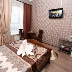 Гостевой дом Геральда на Невском Полулюкс разные типы кроватей фото 21