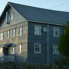 Отель Kizhi Grace Guest House Кижи вид на фасад