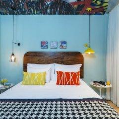 Hotel 75 Стандартный номер с различными типами кроватей фото 7