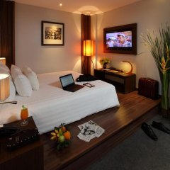 Silverland Sakyo Hotel & Spa 4* Номер Делюкс фото 19