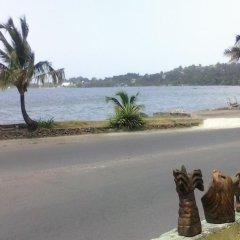Porty Hostel Порт Антонио приотельная территория фото 2