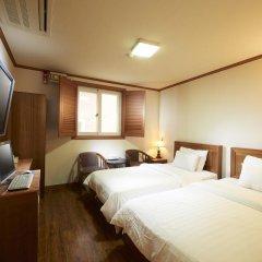 Отель Noble Hotel Южная Корея, Сеул - отзывы, цены и фото номеров - забронировать отель Noble Hotel онлайн комната для гостей фото 2