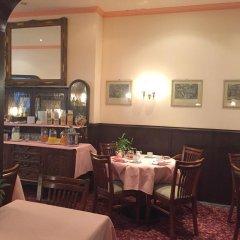 Отель Bismarck Германия, Дюссельдорф - отзывы, цены и фото номеров - забронировать отель Bismarck онлайн питание фото 2