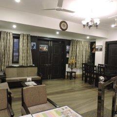 Отель Pearl Of Taj-Homestay интерьер отеля