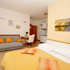 Отель Apartmani Trogir 4* Улучшенная студия с различными типами кроватей фото 2