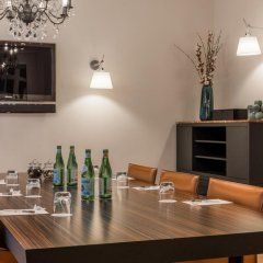 Отель Sandton Brussels Centre гостиничный бар