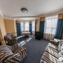 Viktorija Hotel 3* Люкс с различными типами кроватей фото 2
