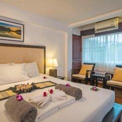 Отель Aonang All Seasons Beach Resort 3* Улучшенный номер с различными типами кроватей фото 4