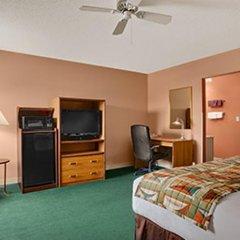 Отель Baymont Inn & Suites - Sullivan 2* Стандартный номер с различными типами кроватей фото 5