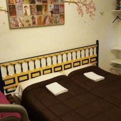 Отель Pension Nuevo Pino Стандартный семейный номер с различными типами кроватей фото 4
