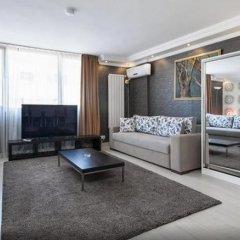 Отель Defne Suites Апартаменты с различными типами кроватей фото 35