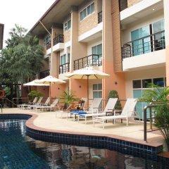 Отель Wonderful Pool house at Kata бассейн