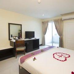 Santiphap Hotel & Villa 3* Стандартный номер с различными типами кроватей фото 6