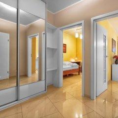 Отель Apartamenty Aparts Полулюкс с различными типами кроватей