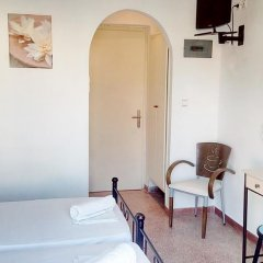 Galini Hotel Стандартный номер с различными типами кроватей фото 5