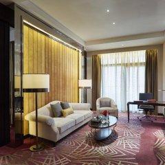 Отель Gran Meliá Xian 5* Номер Делюкс с различными типами кроватей фото 2