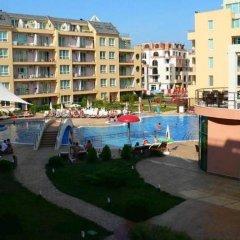 Отель Pollo Resort Солнечный берег бассейн фото 2