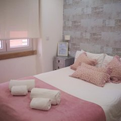 Отель Lisbon Terrace Suites - Guest House комната для гостей фото 18
