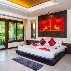 Отель Am Samui Resort 3* Коттедж с различными типами кроватей фото 3