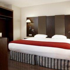 Отель NH Brussels Louise 4* Стандартный номер с разными типами кроватей