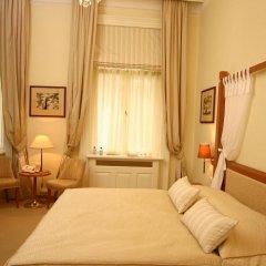 Ventana Hotel Prague 4* Стандартный номер с двуспальной кроватью