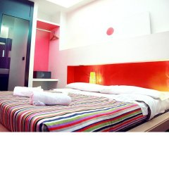 M&J Place Hostel Rome Стандартный номер с различными типами кроватей фото 4
