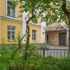 Хостел Австрийский Дворик вид на фасад