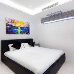Отель The View Phuket Стандартный номер с 2 отдельными кроватями фото 7