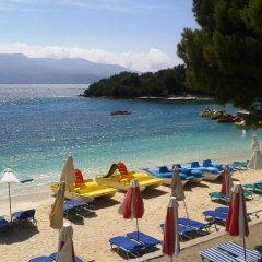 Отель Vila Danedi Албания, Ксамил - отзывы, цены и фото номеров - забронировать отель Vila Danedi онлайн пляж