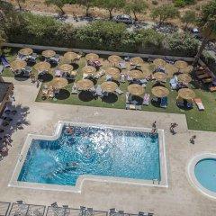 Отель Interpass Vau Hotel Apartamentos Португалия, Портимао - отзывы, цены и фото номеров - забронировать отель Interpass Vau Hotel Apartamentos онлайн бассейн фото 3