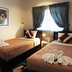 Phuket Paradiso Hotel 3* Стандартный семейный номер с двуспальной кроватью фото 14