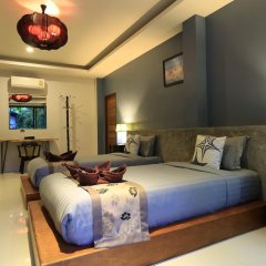 Отель In Touch Resort 3* Номер Делюкс с 2 отдельными кроватями фото 11