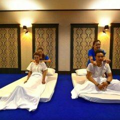 Siam Oriental Hotel фитнесс-зал
