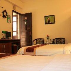 Отель A25 Hoang Quoc Viet 2* Улучшенный номер фото 3