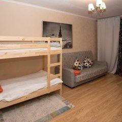 Гостиница Экодомик Лобня Улучшенный номер с различными типами кроватей