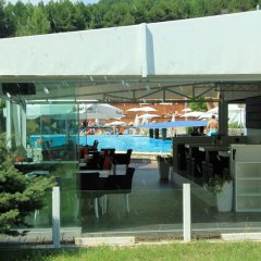 Отель Apart Hotel Medite Болгария, Сандански - отзывы, цены и фото номеров - забронировать отель Apart Hotel Medite онлайн бассейн фото 2